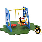 more details on The Hive Playground Swing Set.