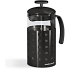 more details on Morphy Richards Accents 8 Cup 1000ml Cafetiere - Black.