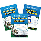 more details on Learning Pack Time Tables: Fraction Explorers Game.