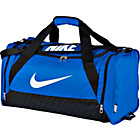 more details on Nike Brasilia Medium Holdall - Blue.