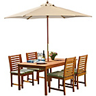 more details on Madison 4 Seater Dressed Patio Furniture Set.