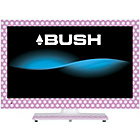 more details on Pink Polka Dot 22 Inch TV Surround and Stand.