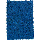 more details on ColourMatch Chenille Bath Mat - Marina Blue.