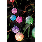 more details on Solar Eva Ball Colour Changing String Lights - Set of 20.