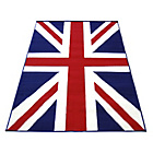 more details on Union Jack Rug - 120 x 170cm.