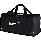 more details on Nike Brasilia Large Holdall - Black.