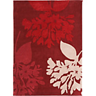 more details on Heart of House Lauren Rug - 170x120cm - Red.
