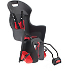 more details on Avenir Snug Bike / Cycle Child Seat - Black/Red.