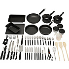more details on 50 Piece Non-Stick Kitchen Starter Set.