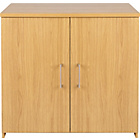 more details on Walton 2 Door Cupboard - Oak Effect.