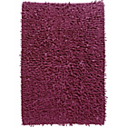 more details on ColourMatch Chenille Bath Mat - Purple Fizz.