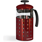 more details on Morphy Richards Accents 8 Cup 1000ml Cafetiere - Red.