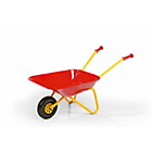 more details on Child's Metal Wheelbarrow - Red.