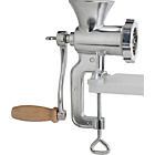 more details on Collection Meat Mincer - Silver.