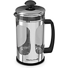 more details on Morphy Richards Equip 8 Cup Cafetiere - Stainless Steel.
