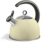 more details on Morphy Richards Accents Whistling Stove Top Kettle - Cream.
