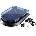 more details on GPO M15 Portable USB Stereo Record Player - Black.