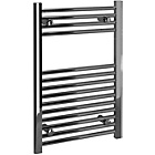 more details on Straight Towel Radiator 75 x 50cm - Chrome.