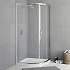 more details on Eliana Linden 900mm Quadrant Shower Enclosure with Tray.