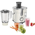 more details on Philips HR1845/31 Viva Collection Juicer and Blender - White