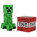 more details on Minecraft Creeper Action Figure - 3 Inch.