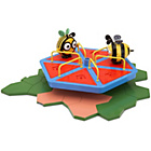 more details on The Hive Playground Merry-Go-Round Playset.