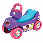 more details on Disney Doc McStuffins Happy Hauler Ride On.