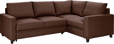 Buy Hygena Seattle Fabric Right Hand Corner Sofa Bed