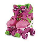 more details on Zinc Adjustable Quad Skates - Pink.