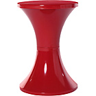 more details on Habitat Tam Tam Red Plastic Stool.