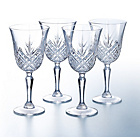 more details on Orchestra Crystal Glasses - 4 White Wine Glasses.