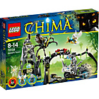 more details on LEGO Chima Spinlyn's Cavern - 70133.