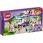 more details on LEGO® Friends Heartlake News Van Playset 41056.