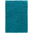 more details on ColourMatch Chenille Bath Mat - Lagoon.