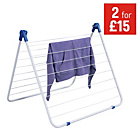 more details on HOME Over The Bath Indoor Clothes Airer.
