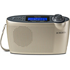 more details on Roberts Classic 2 DAB Radio - Champagne.