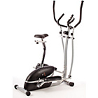 more details on V-fit MCCT1 Magnetic 2-in-1 Cycle-Elliptical Trainer.