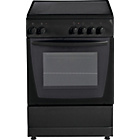 more details on Bush AE66SC Single Electric Cooker - Black.