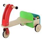 more details on Early Learning Centre Wooden Trike and Trailer.