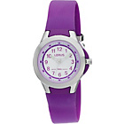 more details on Lorus Ladies' Purple Analogue Strap Watch.