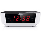 more details on Philips AJ3115/05 Digital FM Clock Radio - White.