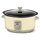more details on Morphy Richards 460002 3.5L Sear & Stew Slow Cooker - Cream.