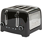 more details on Dualit DPP4 4 Slice Lite Toaster - Black.