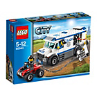 more details on LEGO® CITY Prisoner Transporter - 60043.