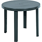 more details on Round Garden Table.
