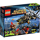 more details on LEGO® Super Heroes Batman Copter - 76011.