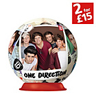 more details on Ravensburger One Direction 3D Jigsaw Puzzle
