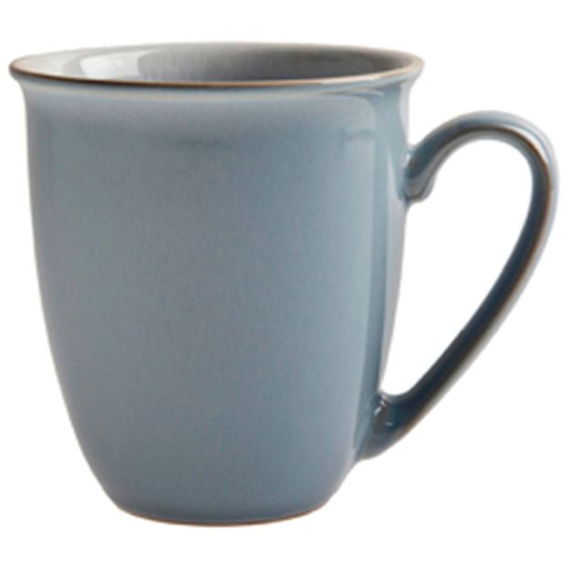 Buy Denby Everyday Set Of 4 Mugs Cool Blue At
