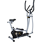 more details on V-fit KPCE-12-1 Magnetic 2-in-1 Cycle-Elliptical Trainer.