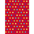 more details on Star 4 Metre Gift Wrap.